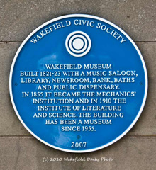 About Wakefield Civic Society